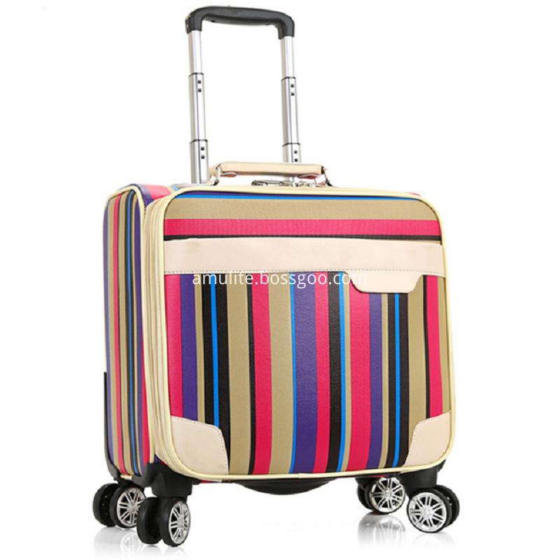 Woman Pu Luggage