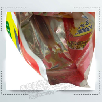 Barbarum Plastic Packaging Pouch with Visual Window