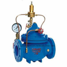 Válvula de mantenimiento de alivio de presión de agua 500X
