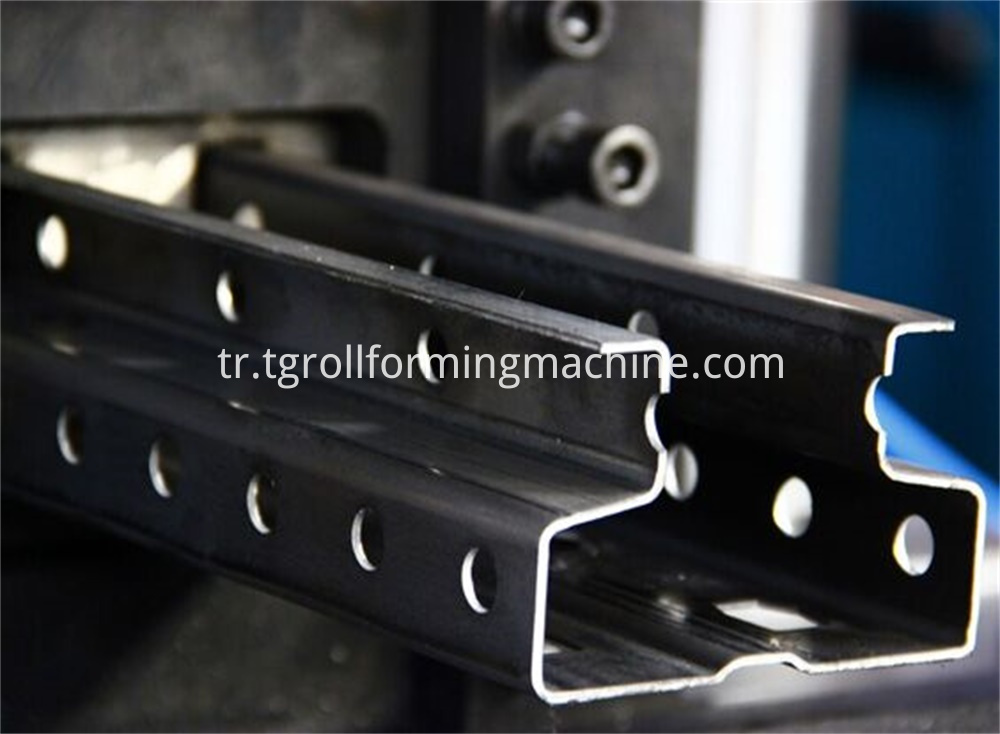 Metal Racks Forming Machine