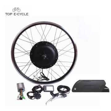 1500 Watt chinesische ganze verkauf ebike convention kit elektrische fahrrad kit für verkauf