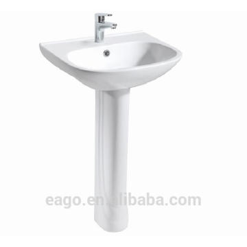 ЕАГО высокого качества Керамическая раковина с тумбой BD355E/ZA3550-Ф