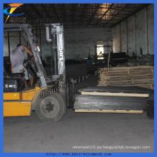 Malla de alambre prensada de acero inoxidable 304 (fábrica)