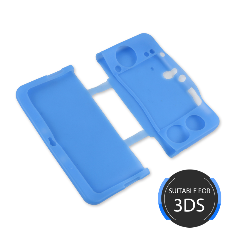 Silicone Gel Guard para Nintendo 3DS