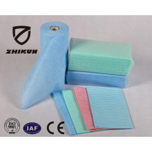 China Wholesale Nonwoven Fabric Spunlace Polyester Fabric Wipe Nonwoven Fabric Laminated
