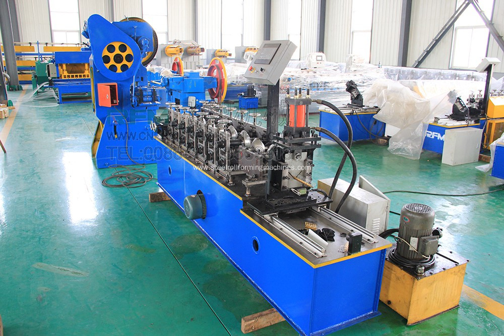 Corner Angle Making Forming Machine