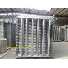 Le tube ovale australien 30x60 ou 40x80 galvanisé corral yard pour le bétail galvanisé 1.8x2.1m