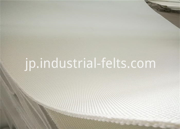 polyseter filament air slide fabric