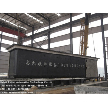 Use hot dip galvanizing equipment specifications?