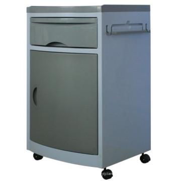 Mobiliário médico FG-7-2 Grey color ABS suporte de cama de hospital
