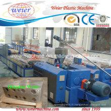 Ligne de production de panneaux de plafond en PVC