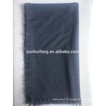 intérieur mogolia 100% cachemire carré écharpe.shawl
