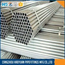 ASTMA53 Grade-B Hot Dip Galvanized Steel Pipe
