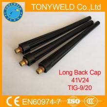 Сварка деталей ТИГ длинные задние крышки 41V24
