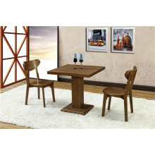 Luxury Wood Grogshop Table Set Furniture for Customize (FOH-BCA54)