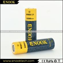 Ny ankomst Enoch 18650 3200mAh 30A batteri 3.7V