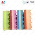 3M sanding block sponge kitchen scrub brush holder