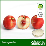 Supply peach juice powder peach powder drink