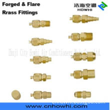 Brass Fittings for Refrigeration and Plumbing, ASME/ANSI
