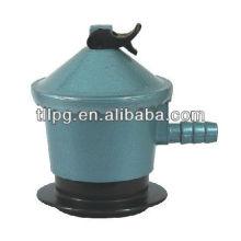 TL-988 régulateur de cuisinière à gaz de cuisson lpg pour cylindre à gyptographie