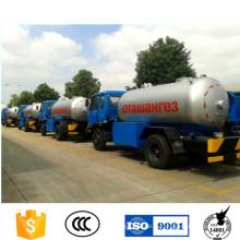 Camion de Transport de GPL de Dongfeng 153 à vendre
