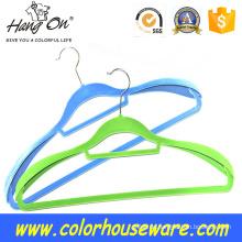 breite Schulter samt Hänger / strömten Kleiderbügel