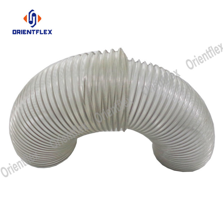 Pvc Steel Wire Duct Hose 10