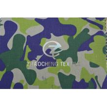 T / C65 / 35 2/2 tecido sarja com camuflagem Austrália para colete (ZCBP269)