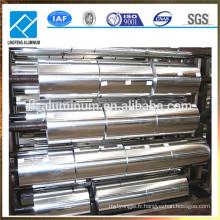 De gros rouleaux de papier d'aluminium pour contenants alimentaires à bon prix