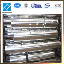 Large rolls of aluminum foil for food container with cheap price