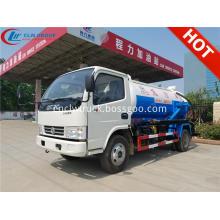 Guaranteed 100% DFAC 1500gallons sewage sucking truck