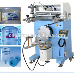 18.9 Liter water bottles screen printing machine LC-PA-400N