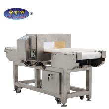 Hot sale!! Food profession conveyor Metal Detector machine ship to Lithuania