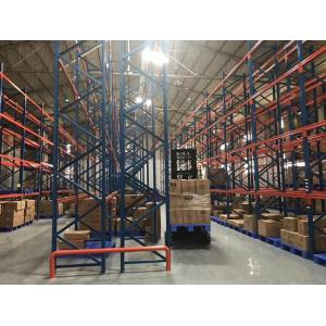 Cold Q235B Metal Pallet Racking Warehouse