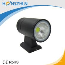 Top Verkauf AC85-265V cob LED Wandleuchte IP65 CE und ROHS Zertifizierung 2 Jahre Garantie