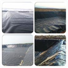 Shrimp Farm HDPE Закаленное геомембранное покрытие для пруда