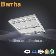 T5 fluorescent 3*14w office grill lamp fixture