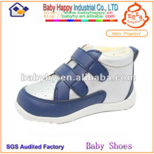 Wholesale Name brand good quality sneakers high tops white