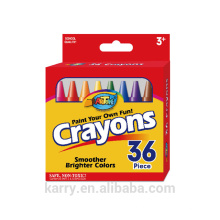 COLOR WAX/ SOY CRAYONS