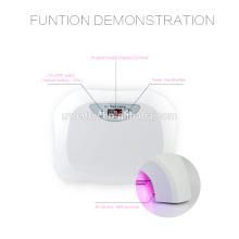 2015 горячие продать портативный УФ-отверждения ногтей гелем лампы сушилка свет УФ-отверждения лампа для мобильных устройств с сенсорным экраном