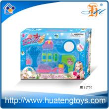 2014 Großhandelsart und weisemädchenhaarschönheit stellte Spielwaren, Kindhaarsalonschönheitsspielsatzspielwaren H121755 ein