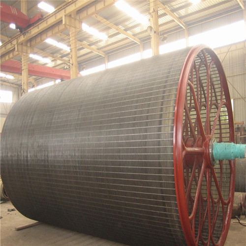 Paper Mill Cylinder Mould 01