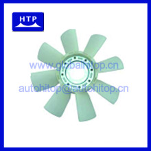 Chinese wholesale manufacturer fan blade for MITSUBISHI Engine 6D22 6D22T 8DC9 for FUSO F330 FV419 ME055319 8Blades 8Holes
