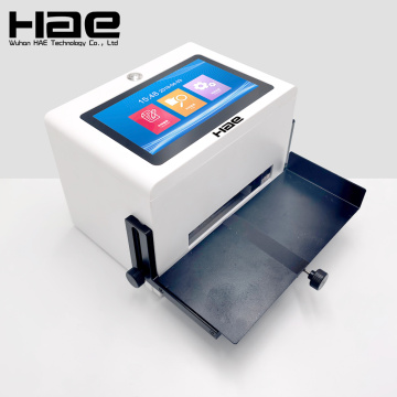 HAE-127 Automatic intelligent food bags date code printer