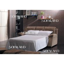 Sofá-cama de couro 897 #