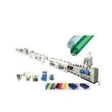 PPR Mehrschichtiges Plastikrohr, das Maschine herstellt