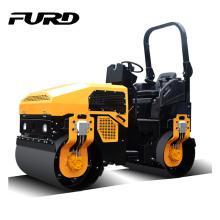 3000kg diesel engine double drum asphalt roller (FYL-1200)