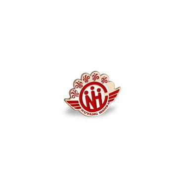 Pin de solapa de esmalte, insignia de forma irregular (GZHY-LP-022)