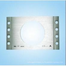 Fabricado de aluminio que sella la cáscara para el vídeo auto