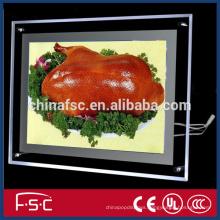 Acrylic material LED crystal light box